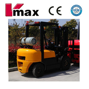 3.5 Ton LPG/Gas Forklift with CE pictures & photos