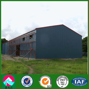 Corrugated Light Steel Structure Warehouse Shed (XGZ-SSB149) pictures & photos