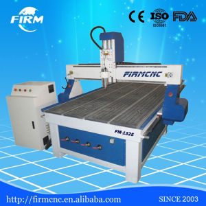 Vacuum Table MDF Wood Plastic Cutting Engraving Machine pictures & photos