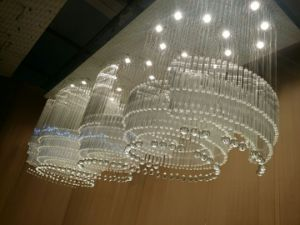 2015 New Design Hotel Crystal Ceiling Lamp pictures & photos