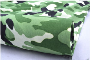 DTY Scuba Camouflage Polyester Fabric pictures & photos