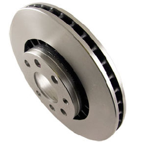 Double Disk Smooth Surface Brake Rotor pictures & photos