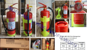 5lbs ABC Dry Powder Fire Extinguisher pictures & photos