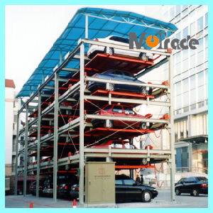 Smart Parking Car Park Stacking System pictures & photos
