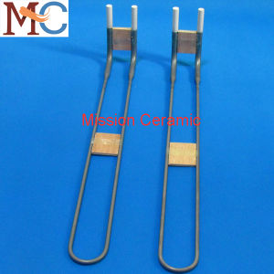 Professional Manufacture Molybednum Disilicide Various Shapes Heater pictures & photos
