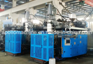 Full-Automatic HDPE Jerry Can Blow Molding Machine (ABLD75) pictures & photos