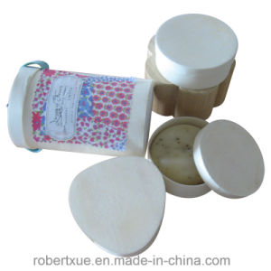 Wholesale Round Wooden Cheese Boxes in Factory Price pictures & photos