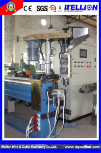 Plastic Insulation Extrusion Machine for H05 Wire pictures & photos