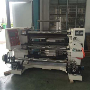 High Speed Horizontal Automatic Slitting Rewinding Machine