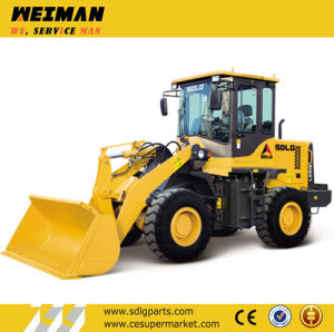 Chinese Sdlg LG918 Small Wheel Loader with CE for Sale pictures & photos