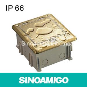 IP66 Proof Floor Socket Watertight Box pictures & photos