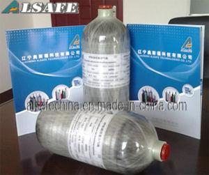 Alsafe Carbon Fiber Composite Paintball Gas Cylinder pictures & photos