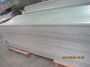GRP Trapezoid Sunlight Sheet, Fiberglass Resin Roofing Panel pictures & photos