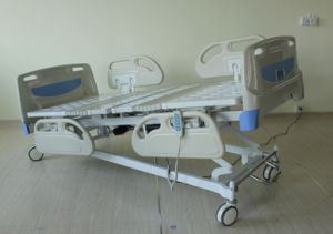 CE Certificate Electric Five Functions Hospital Bed (SK-EB101) pictures & photos