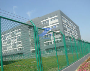 Expanded Wire Mesh Fence for Factory pictures & photos