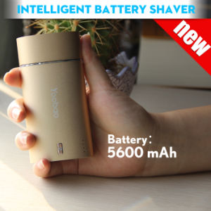 Yoobao Newest Intelligent Battery Shaver with LED Light Shavers