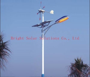 6metres Pole, 30W LED Wind Solar Hybrid Street Lights pictures & photos