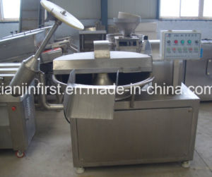 Bowl Cutter Meat Cutting Machine for Meat Processing Machine pictures & photos