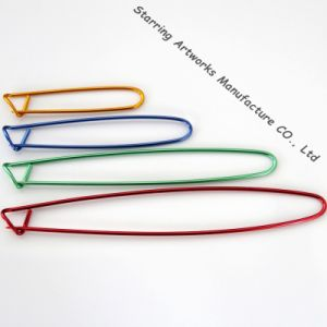 Hot Selling Crochet Hooks Knitting Needle Colorful Aluminum Stitch Holders
