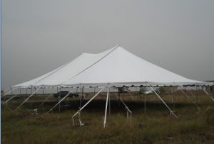 Awesome 40X60ft Pole Tent pictures & photos