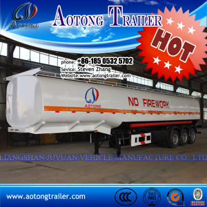 New Design Flammable Liquid Transport Semi Trailer for Sale pictures & photos