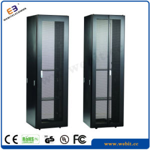 Nine Folds Server Cabinet Used for Network Equipments (WB-9F-xxxx97B) pictures & photos