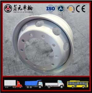 High Quality Lightweight Wheel Zhenyuan Wheel (D852 9.00*22.5) pictures & photos