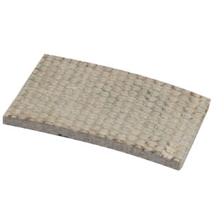 Dark Woven Asbestos Brake Lining Roll pictures & photos