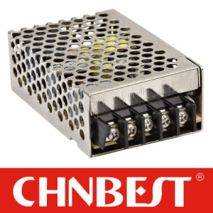 15W 48VDC Switching Power Supply with CE and RoHS (BRS-15-48) pictures & photos