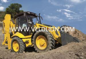 9500kg Backhoe Loader for Road Construction pictures & photos