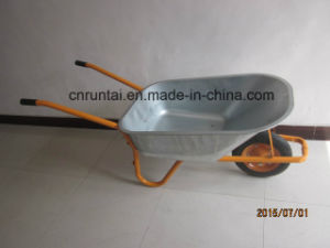 Wheel Replica Hyundai Good Function Struction Wheelbarrow (Wb6404N) pictures & photos