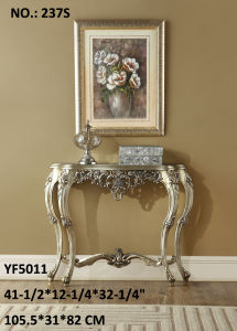 Antique Style Special Shape Decor Console Table pictures & photos