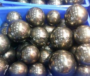 Semi Precious Stone Pyrite Sphere pictures & photos