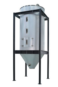 Insulated Drying Hopper with SGS