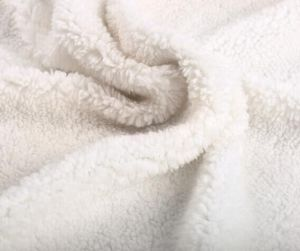100% Polyester Sherpa Fabric pictures & photos