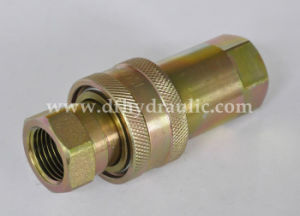 ISO-7241 a Double Shut-off Type Coupling pictures & photos