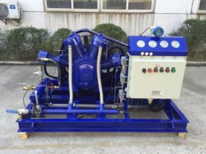 Oil Free High Pressure Oxygen O2 Gas Compressor pictures & photos