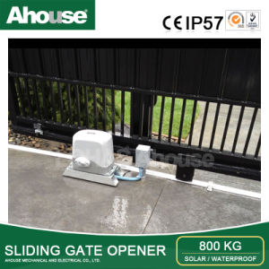 Ahouse 800kg Solar System& Electric Supply Automatic Sliding Gate Operator (SD)