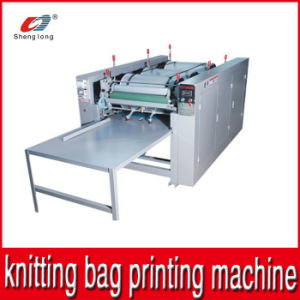 PP Plastic Knitting Rice Bag Printing Machine Chinese Supplier pictures & photos
