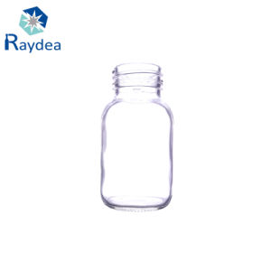 8oz Straight Glass Nursing Bottle for Baby Drinking pictures & photos