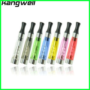Trasparenat 1.6ml Short Wick EGO CE4 Clearomizer / CE4 Atomizer / CE4 Tank for EGO Battery with 7 Color