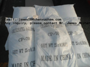 Global High Quality Chlorinated Paraffin 70 Supplier pictures & photos