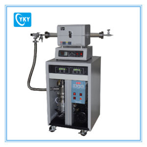 Laboratory 1200c High Temperature High Vacuum Tube Furnace Cy-O1200s-Gzk110 pictures & photos