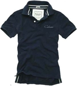 Men′s Polo Shirt High Quality (SAG076)
