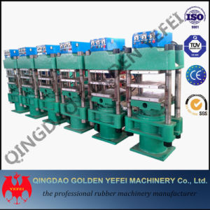 China Rubber Machine Manufacturer 50t Rubber Vulcanizer pictures & photos