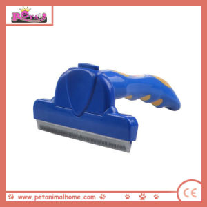 Hot Sale Pet Comb in Dark Blue pictures & photos