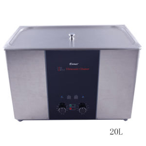 Cleaning Machine/ Industrial Ultrasonic Cleaner UMD200 with Manual Control and Heating