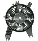 Doowon Auto Parts for Hyundai Terracan 97643-H1600 DC 12V Radiator Cooling Fan pictures & photos