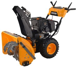 375cc Brand Engine Electric Start 6 Forward 2 Reverse Snow Blower pictures & photos