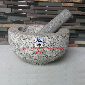 Jxl-05 Granite Mortar and Pestle pictures & photos